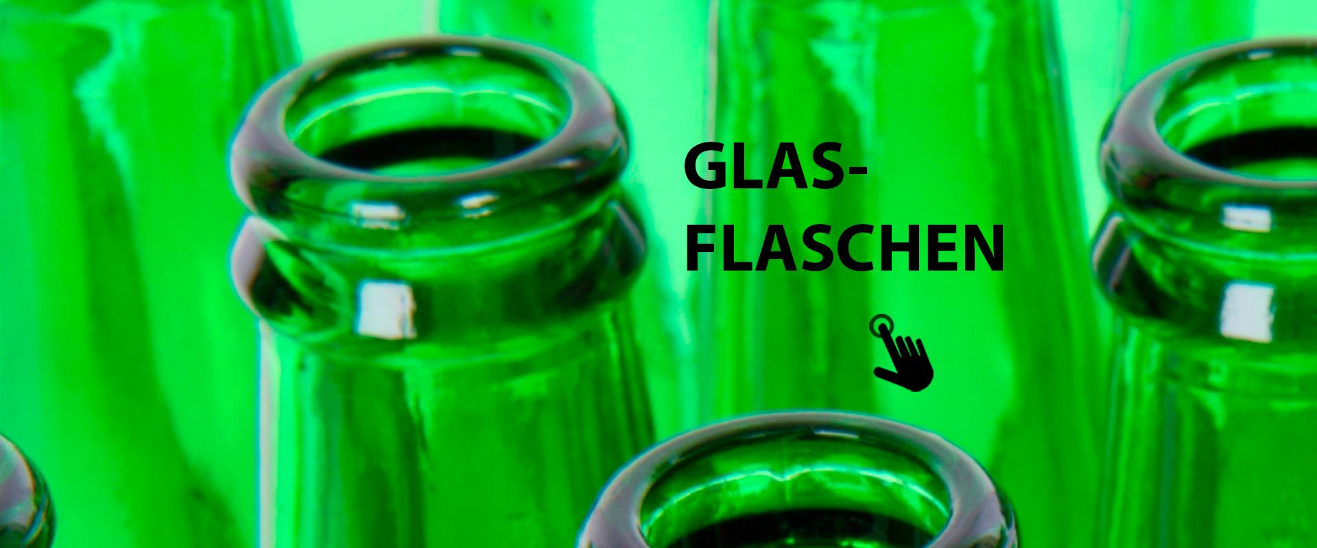 Inspektion von Glasflaschen