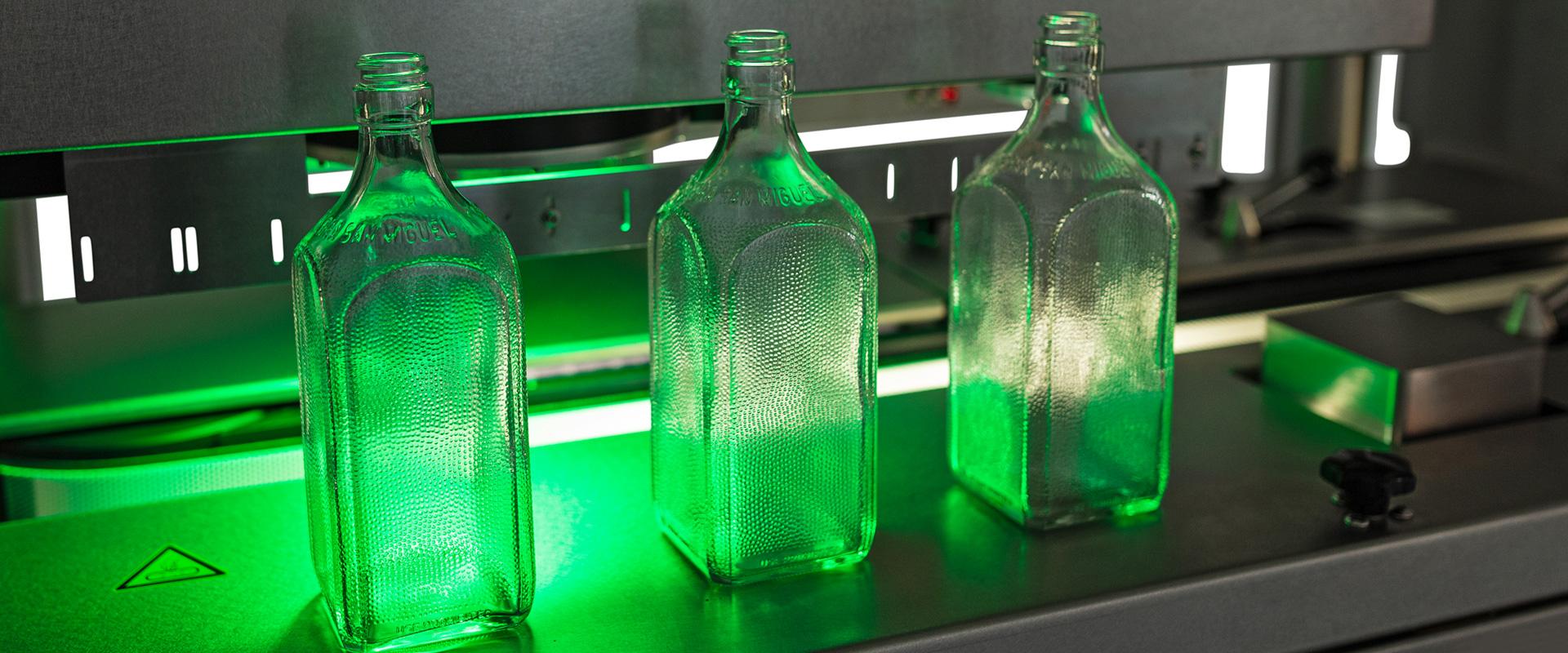 glas bottles in miho david 2
