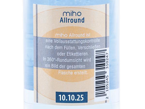 etikett mhd und barcode
