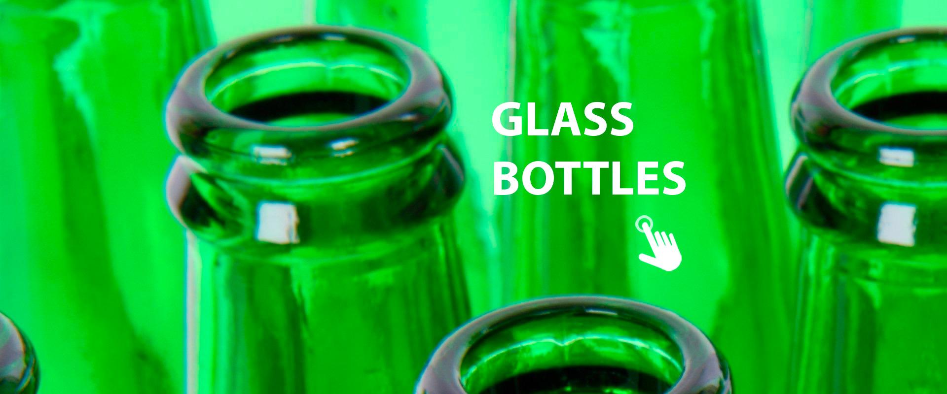 Inspection of glass bottles
