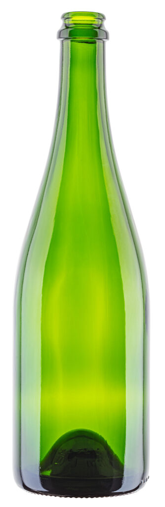 champagner flasche