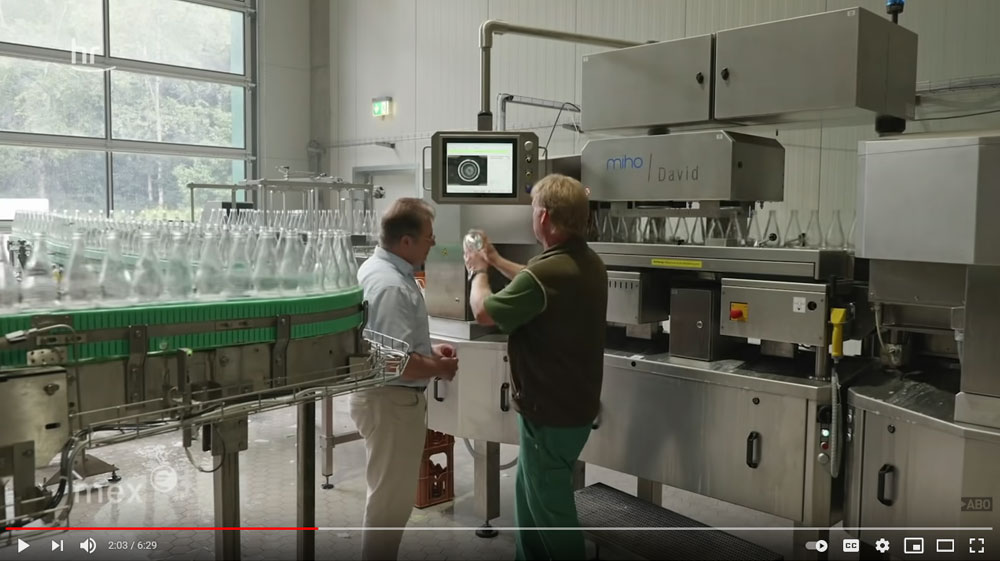 HR-Beitrag über Mineralwasser